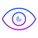 Eye Outline icon