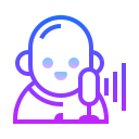 Voice Presentation icon