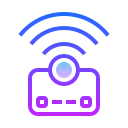 Router de wifi icon