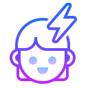 Witty icon