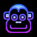 Année du singe icon