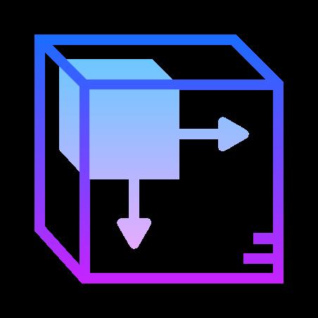 3D Model icon