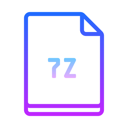 7Zip Icon - Free Download, PNG and Vector
