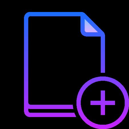 파일 추가 icon