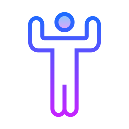 Arms Up icon