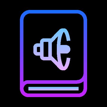 Icone Livre Audio Telechargement Gratuit En Png Et Vecteurs
