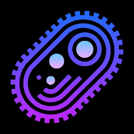 Bacteria icon