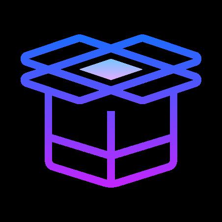상자 icon