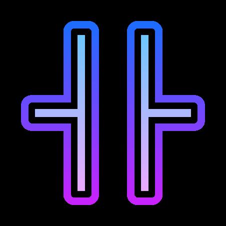 Capacitor Symbol icon