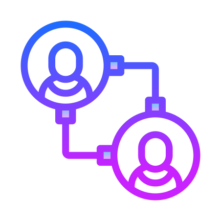 Connected People icon
