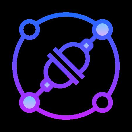 연결 icon