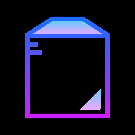 Extrude Mode icon