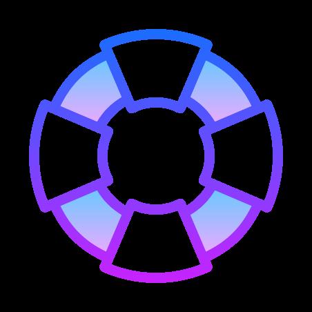 수영 반지 icon