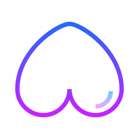 Heart Upside Down icon