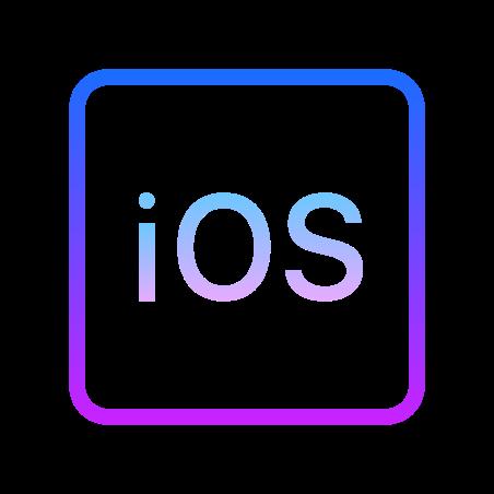 IOS的标志 icon