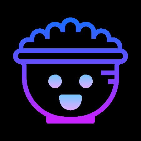 Kawaii Rice icon