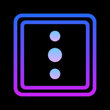Menu Squared icon