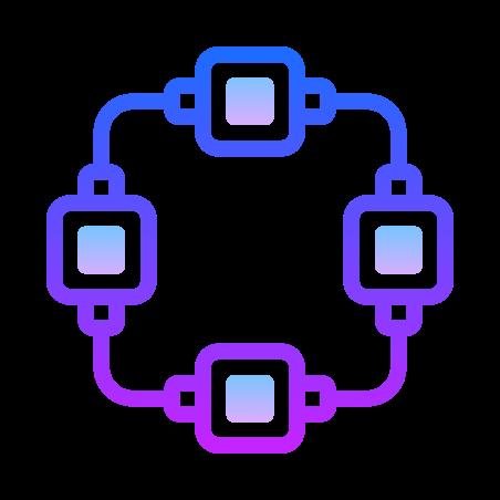 네트워크 icon