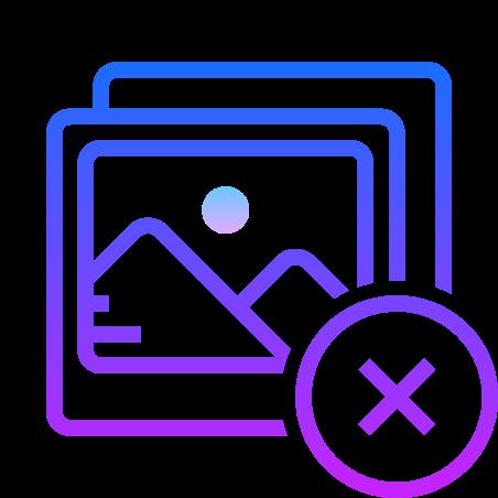Photoshoot Canceled icon
