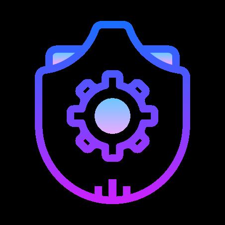 보안 구성 icon