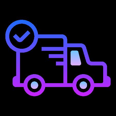 Shipped icon