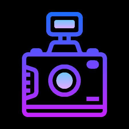 Зеркальная камера icon