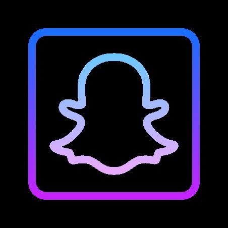 Snapchat Squared icon