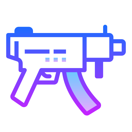 冲锋枪 icon
