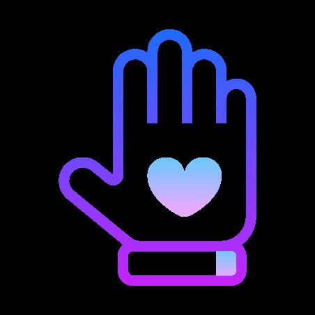 Volunteering icon