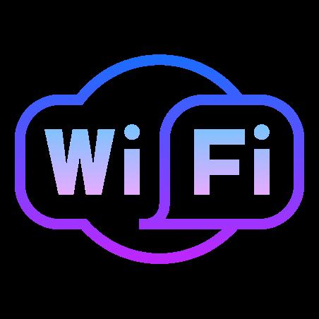 Wi-Fi Logo icon