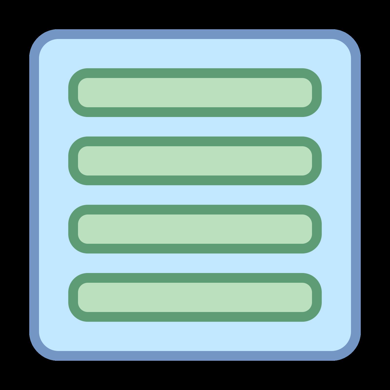 Activity Feed icon