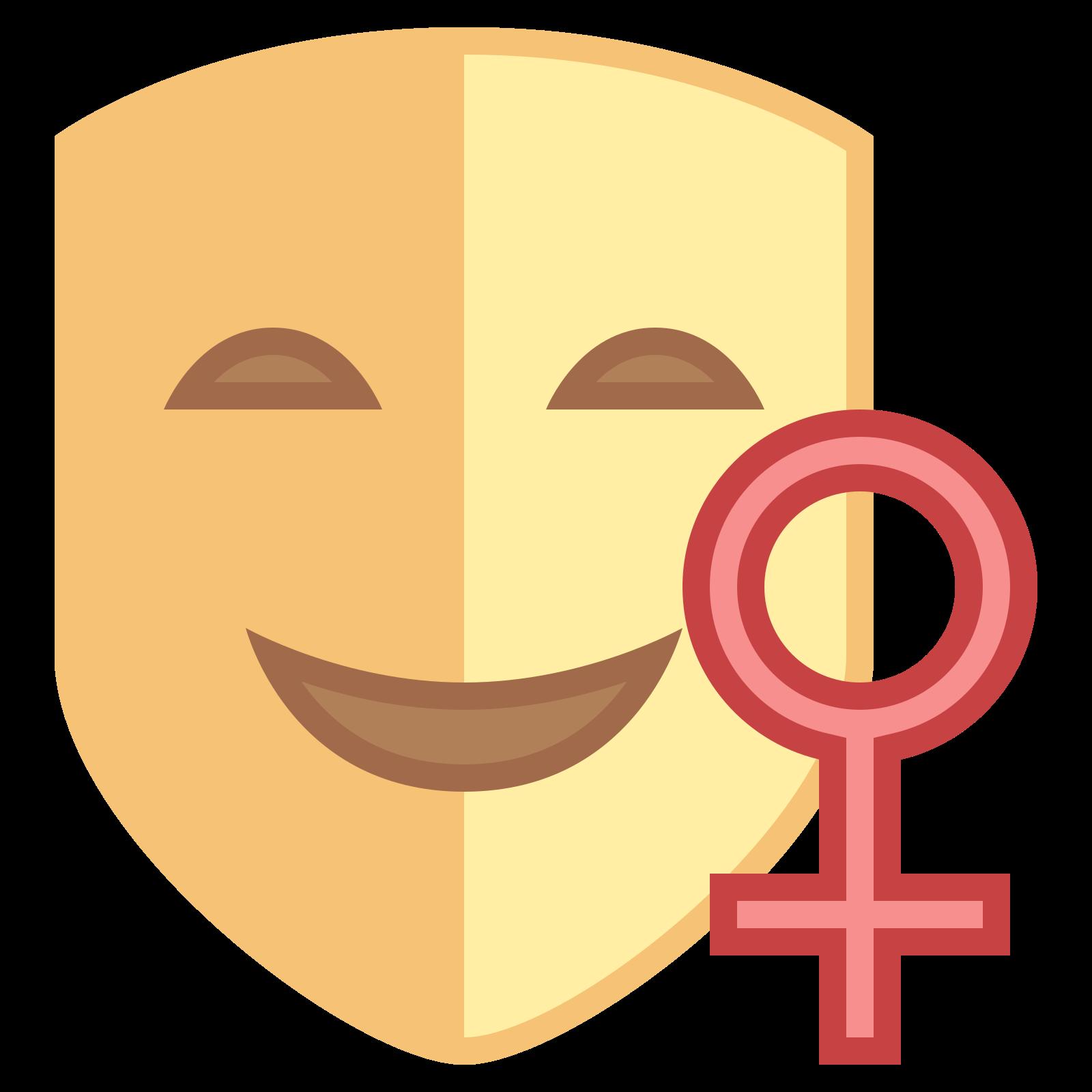 Actresses icon