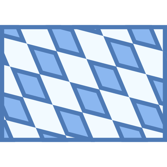 Bavarian Flag icon