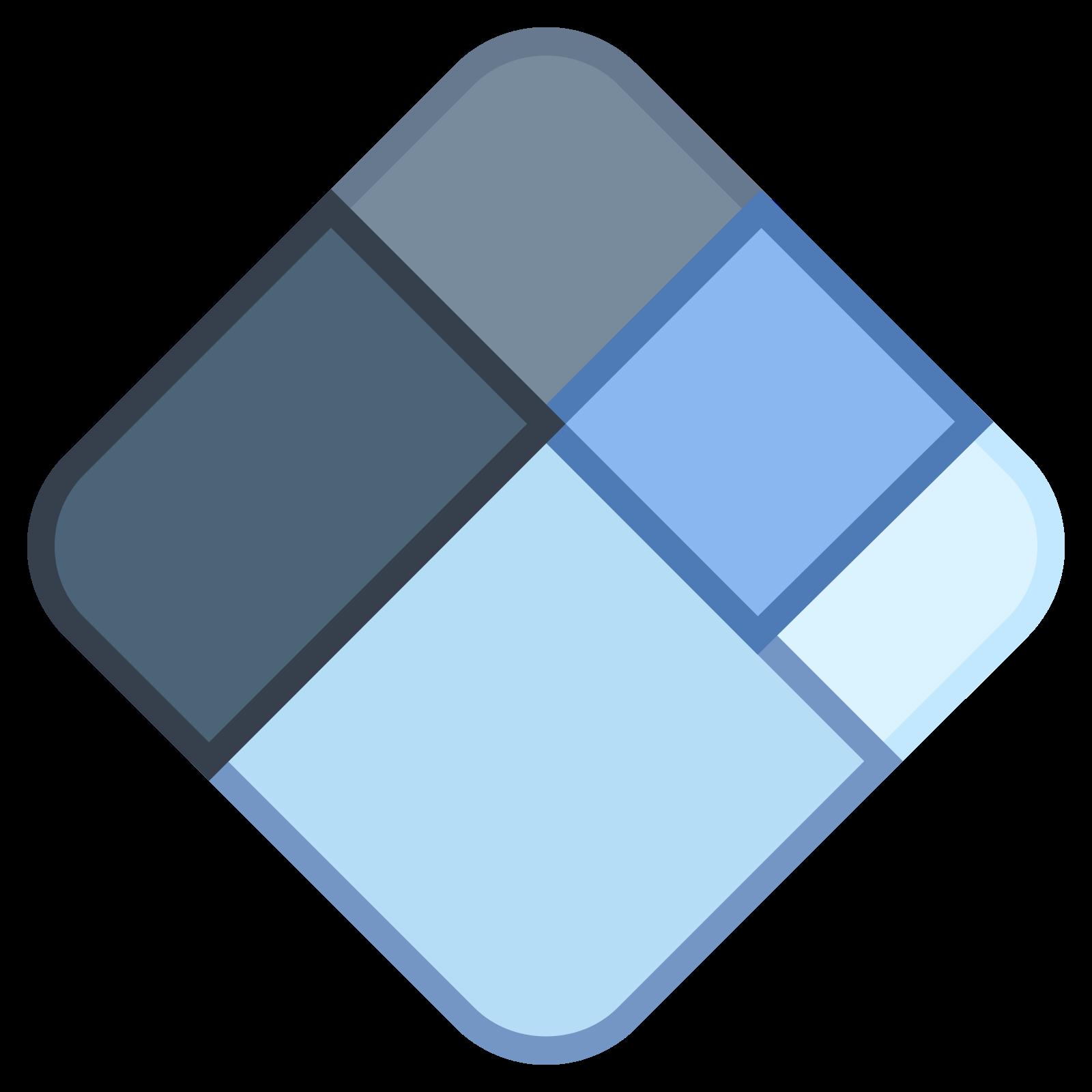 Новый логотип Blockchain icon