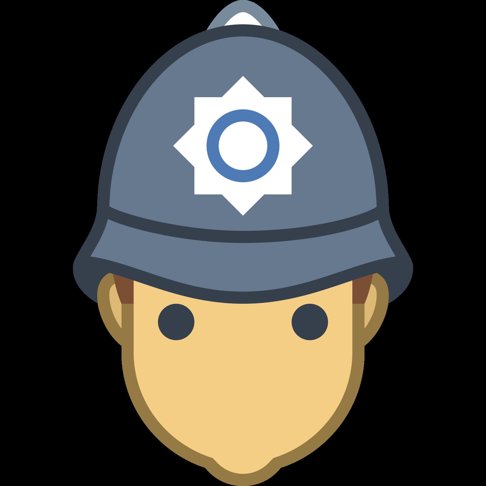 British Police Officer icon