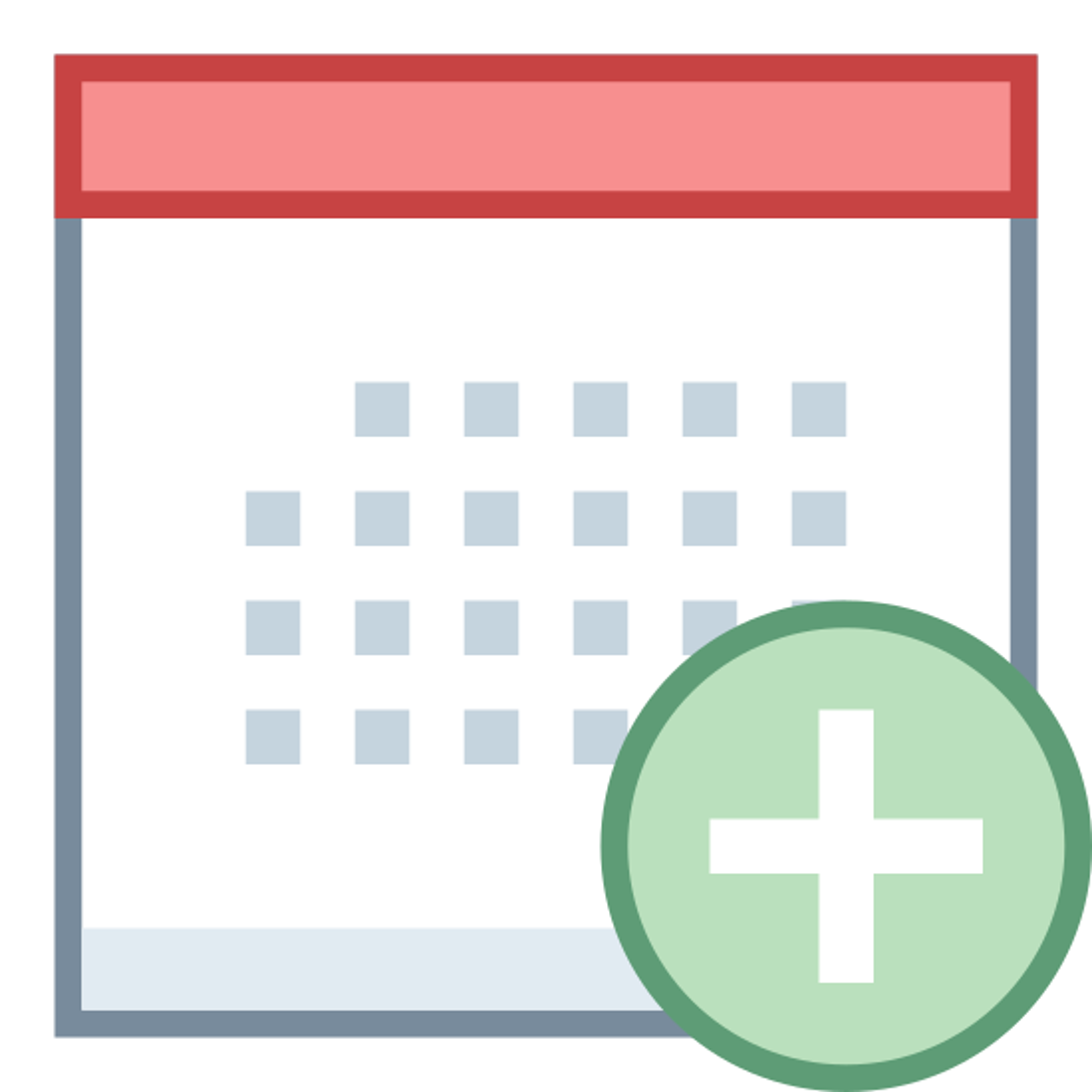 Kalendarz Plus icon