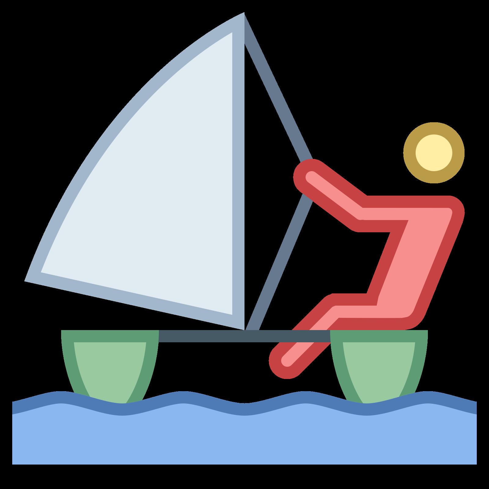 Catamaran icon