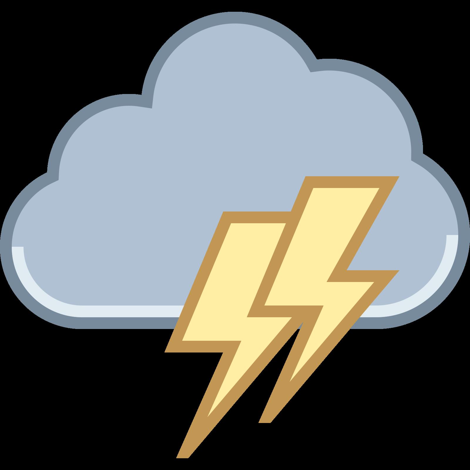 云闪电 icon
