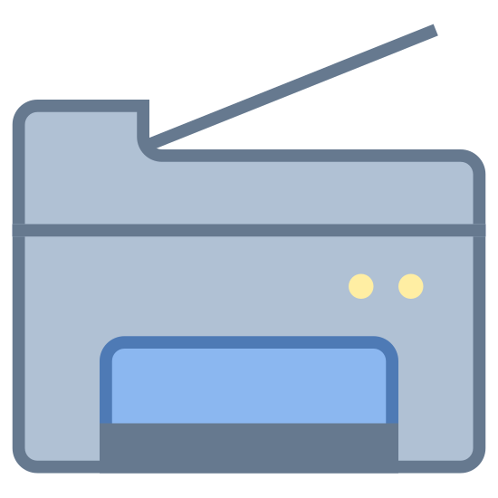 Kserokopiarka icon