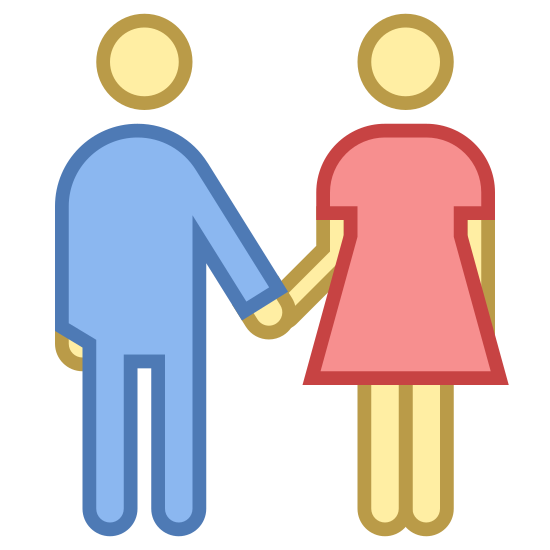 Mann-Frau Date icon. Date man Woman is when a man feels significant feeling for someone of the opposite gender. So for this instance, woman. You begin dating, so you go around and show affection for each other through visual interpretation.