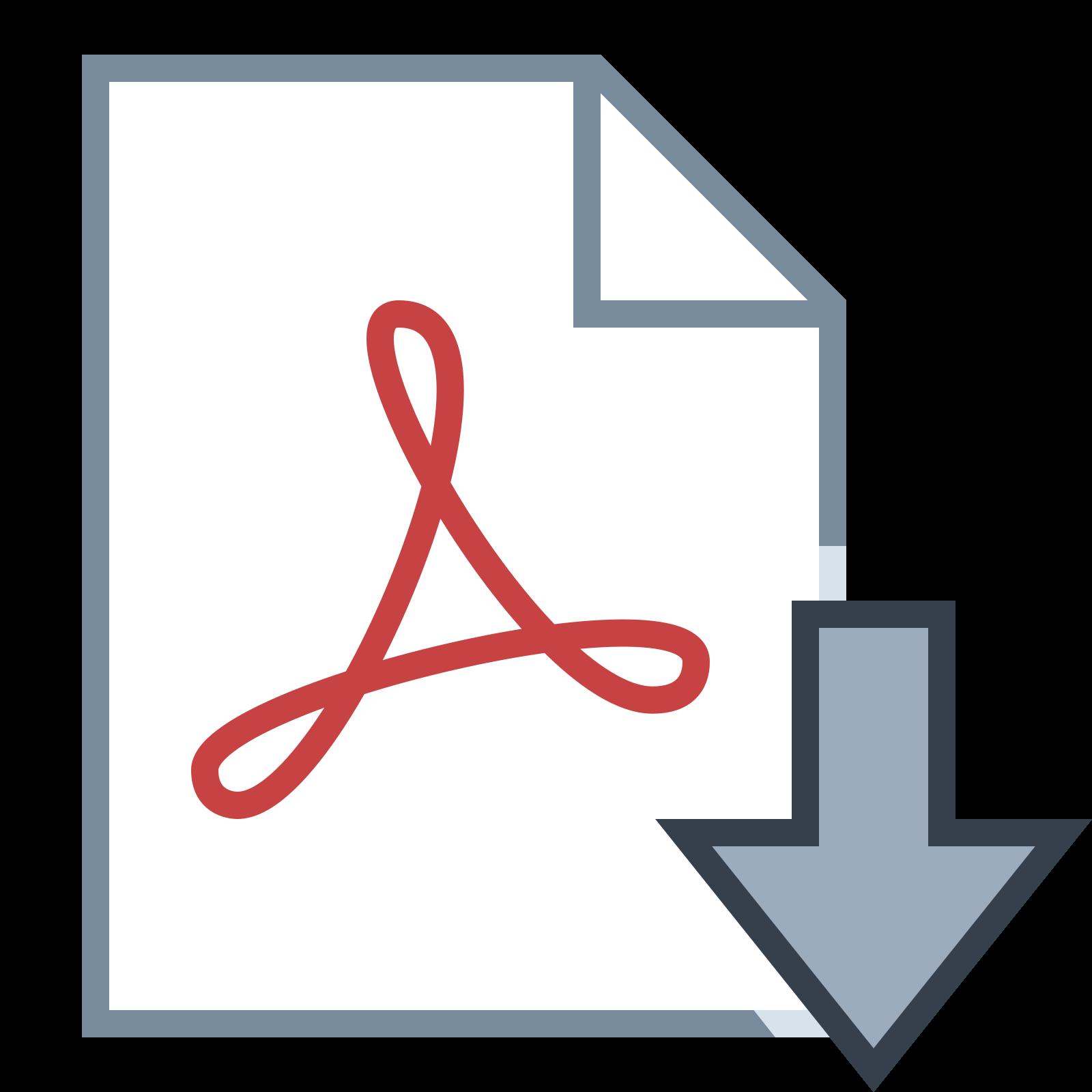 Eksport do PDF icon