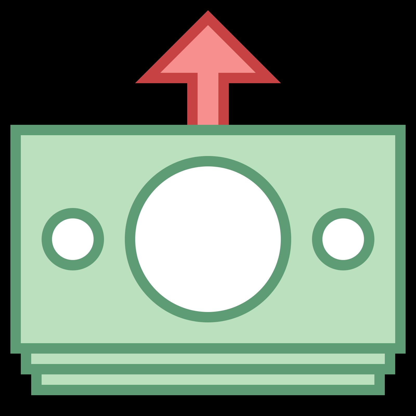 Zainicjować Transfer pieniędzy icon
