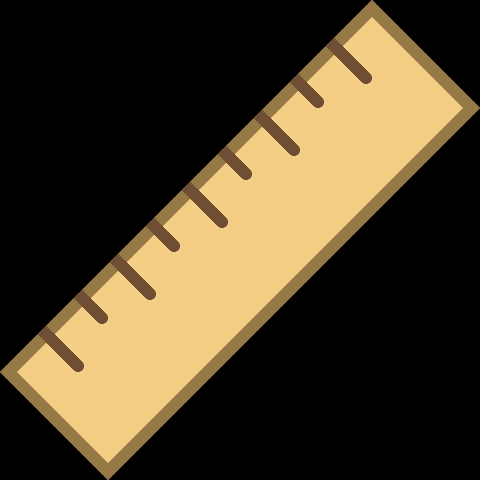 Długość icon