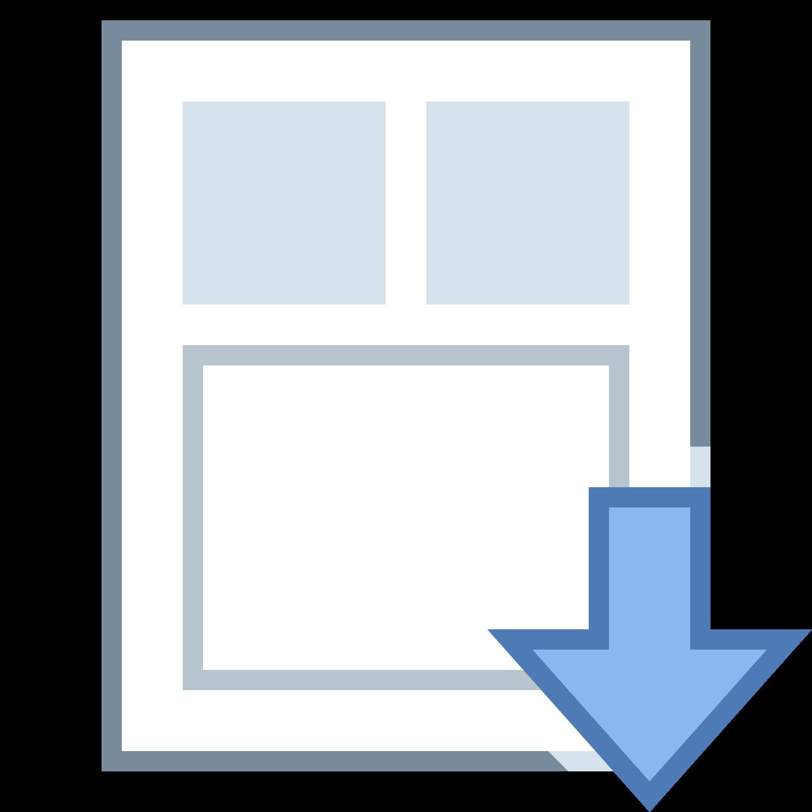 Lebenslauf Vorlage Laden Icon Free Download Png And Vector