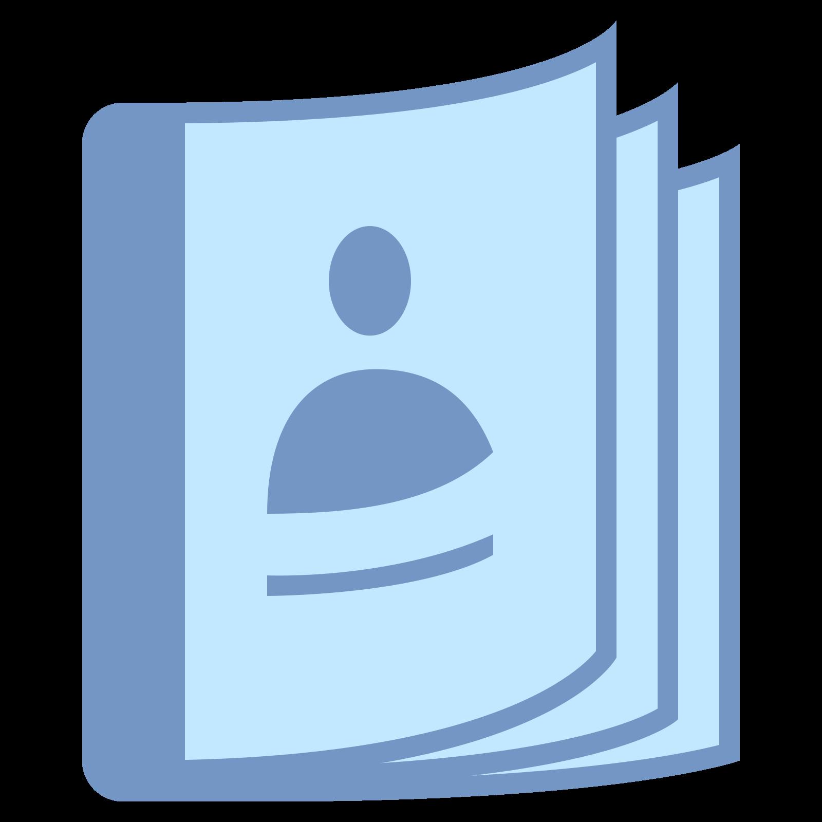 雑誌 icon