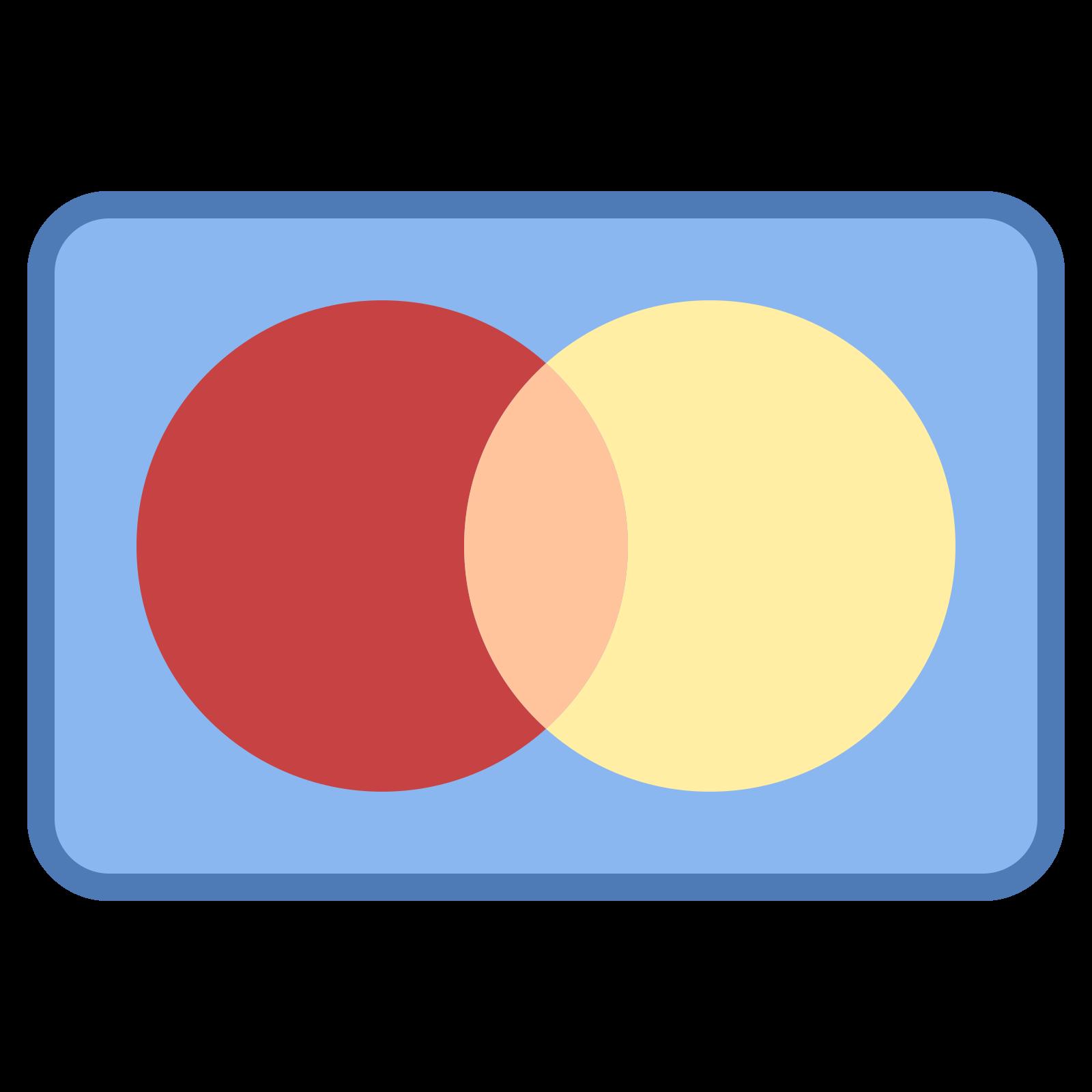Karta MasterCard icon