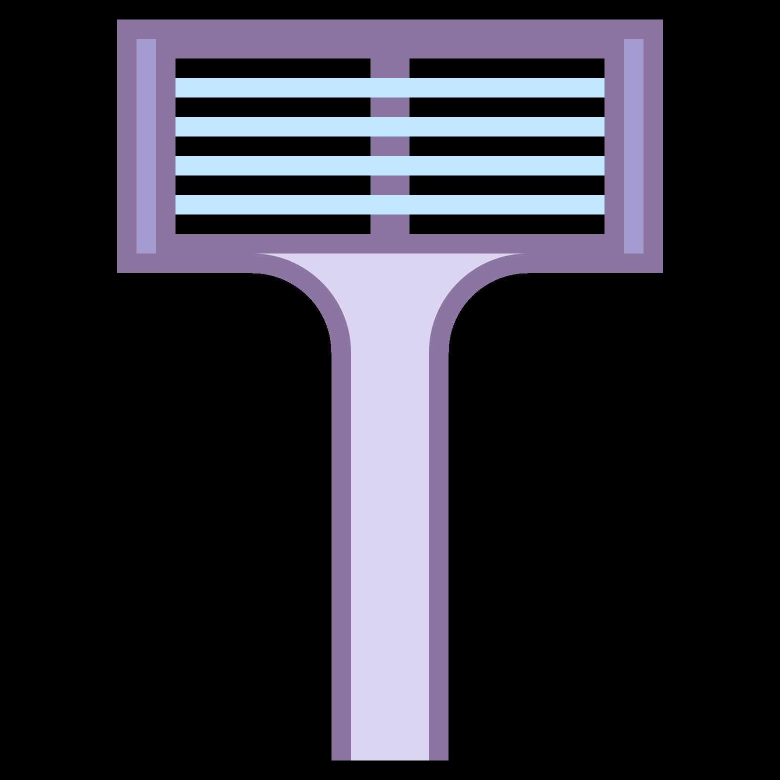 Nowoczesnym brzytwa icon