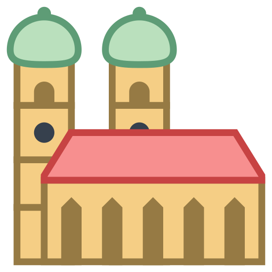 Munich Cathedral icon