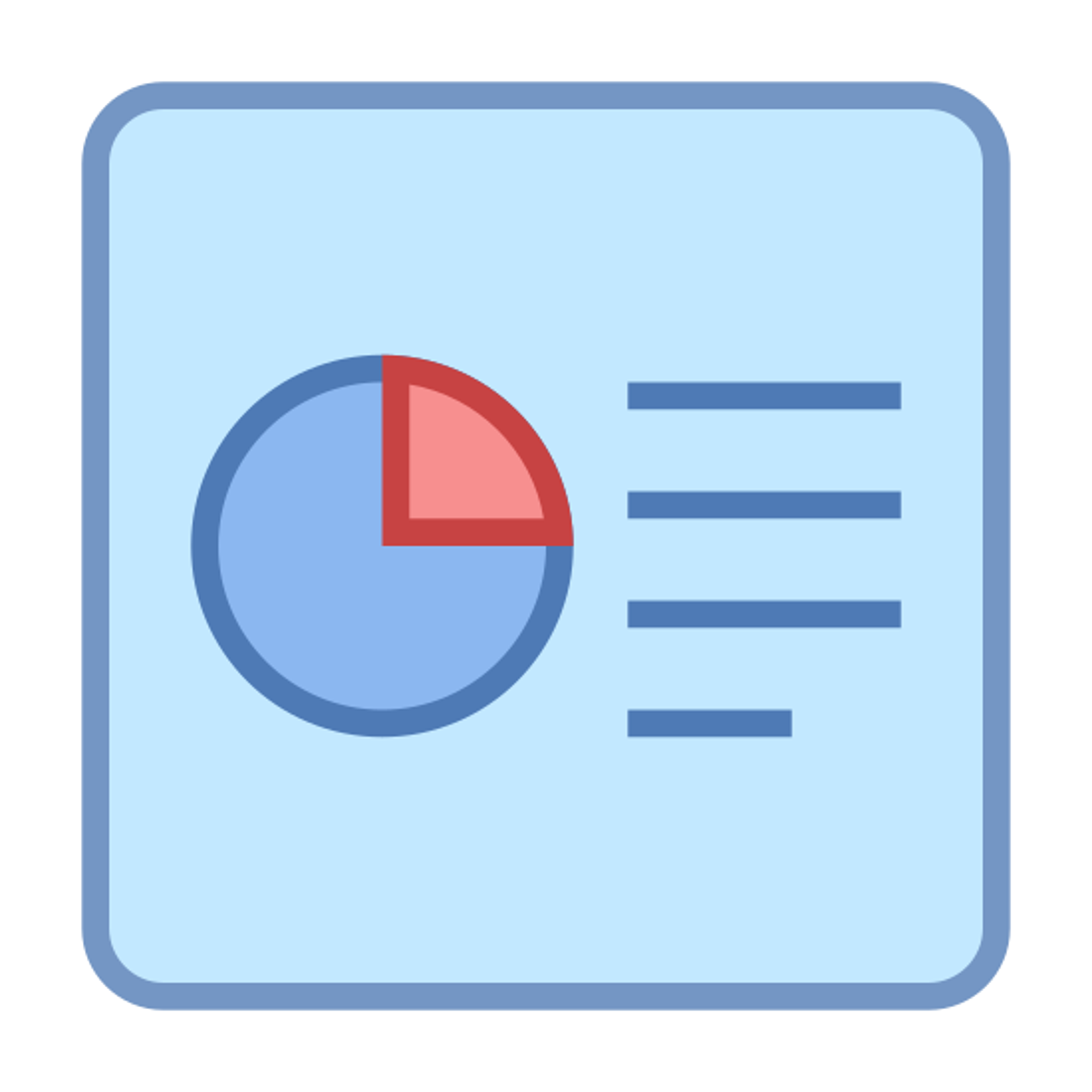 Google Presentation icon