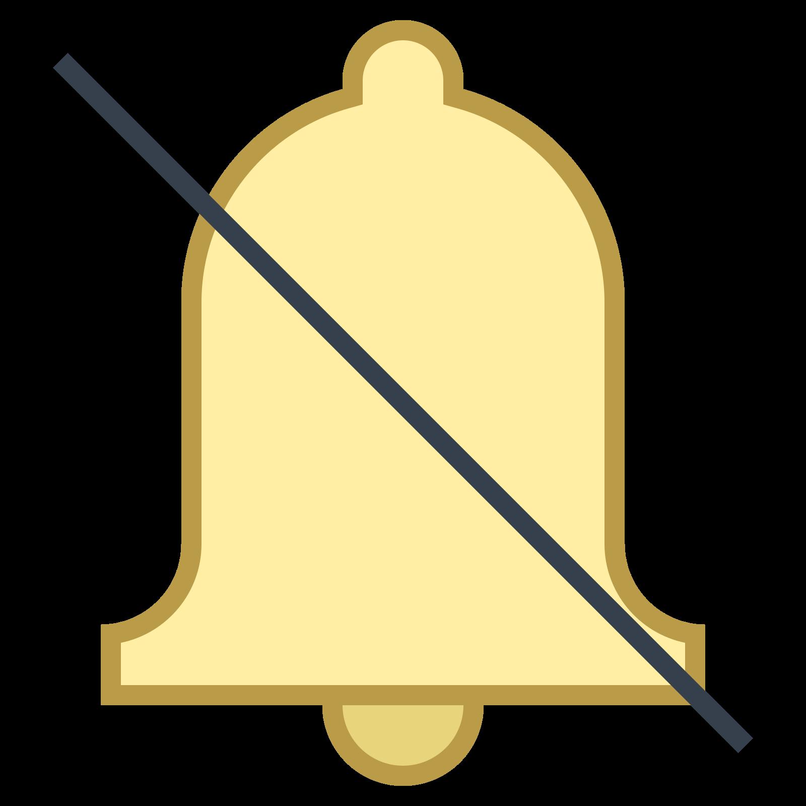 No Reminders icon